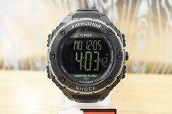 Ready stock timex expedition vibration alarm