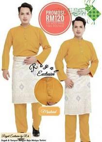 baju melayu royal exclusive