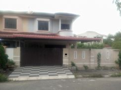Double Storey Semi-D House for sale in Taman Chemor Indah (Ipoh)