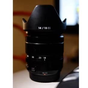Fujifilm XF 18-55 mm F/2.8-4