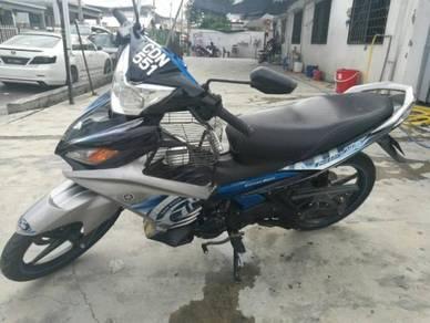 Yamaha LC 135 year 2014