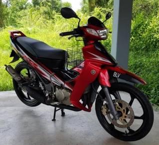 Yamaha 125ZR / 125 ZR / 125Z - Full Ori Motor