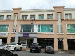 Tabuan Heights Commercial Centre, Jalan Song
