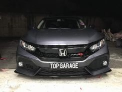 Honda civic fc type r front grill 2018 bodykit