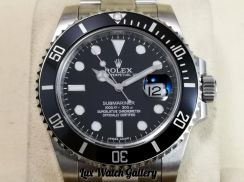 Rolex Submariner Date-116610LN-Lux Watch