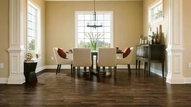 Papan lantai kayu laminate dan vinly 5302