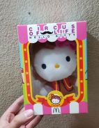 Mcd cutest Hello Kitty Circus edition