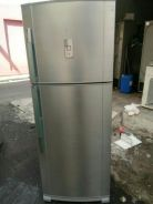 Sharp fridge 2 door