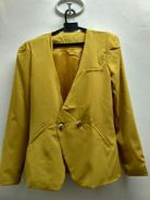 Yellow Mustard Blazer