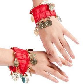 Belly Dance Bracelet (1pair)