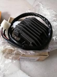 Zx6r zx636r rectifier/voltage regulator&brake; pad