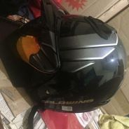 Helmet goldwing