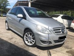 Used Mercedes Benz B180 for sale