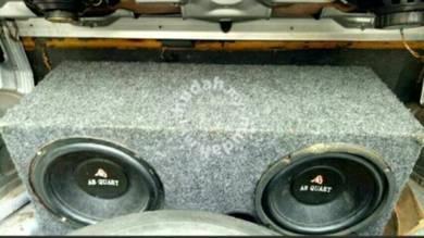 AB-Quart Sound System ( Double )