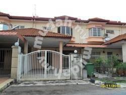 2 Storey Terrace At Persiaran Mahsuri Sunway Tunas, Bayan Baru
