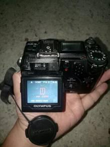 OLYMPUS CAMEDIA C-5050 Super Bright Zoom Lens F1.8