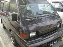 Used Mitsubishi Delica for sale