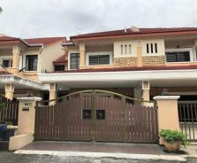 Ipoh FreeHold Double Storey House at Klebang , Chemor
