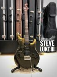 Musicman Steve Lukather 3