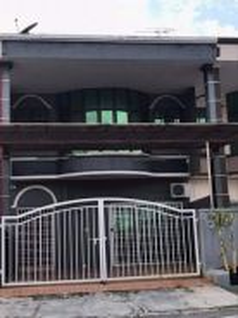 Ipoh 2 storey house at Ipoh Garden