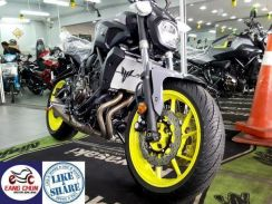 Yamaha mt07 Mt 07 Promo Terkini GST 0% SST 0%