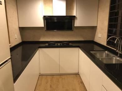 Melamine kitchen cabinet A 3999 B 4999 SALE PROMO