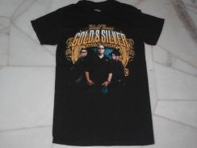 Gold & Silver Pawn Star T-Shirt S (Kod TS2295)