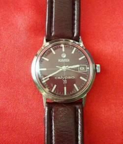 Vintage Swiss Roamer Wrist Watch