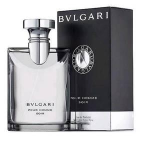 Bvlgari Pour Homme Soir 100ml Perfume
