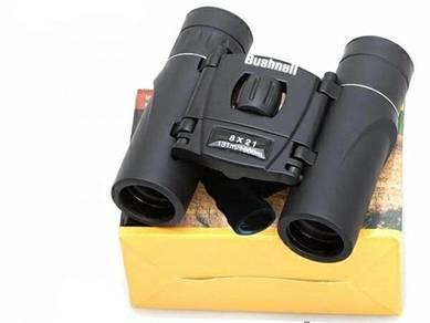 Teropong Bushnell 8x21 HD Binocular