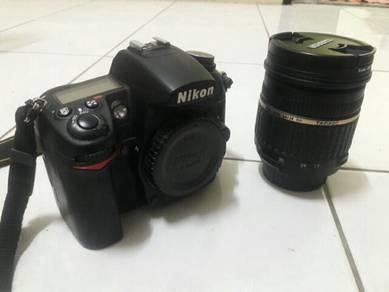 Nikon D7000(free lens)