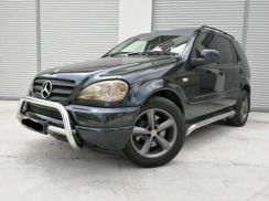 Used Mercedes Benz ML320 for sale