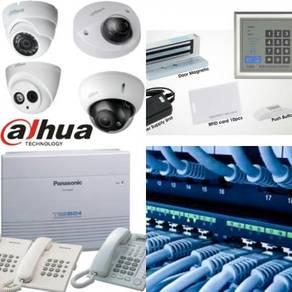Door Access CCTV Pabx Keyphone install repair work