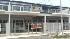New Double Storey Taman Selendang One Krubong For Sale