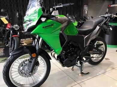 Kawasaki Versys X 250 ~ Versys X-250 ~ Crash Bar
