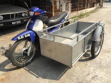 Motorsikal 3 Roda Niaga