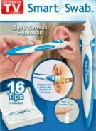 Soft tips for earwax cleanning