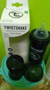 NEW Twistshake 8oz bottle