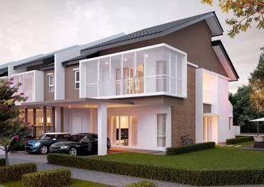 [Freehold 22x80] 2 Storey Garden Residence , Cyberjaya
