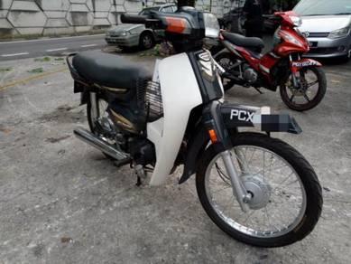 Honda Ex5 rebuild