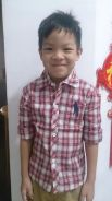 Polo shirt L/S for kids (3-7 yrs)