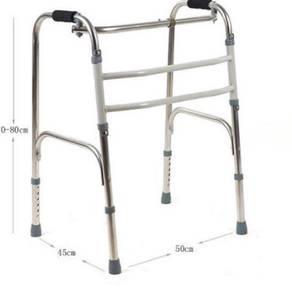 Medical aid walker tongkat adjustable height
