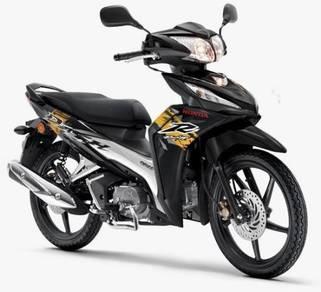 Promosi Honda Dash 110 Tahun 2018