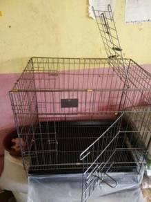 Sarang Kucing/Arnab/Ayam