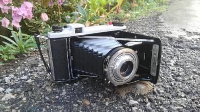 Ber1 Antique Kodak Folding Camera Kamera Antik CUN