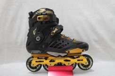 (Skatescape) ROSELLE GOLD BLACK