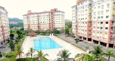 Mahkota Cheras, Sri Hijau apartment with Pool