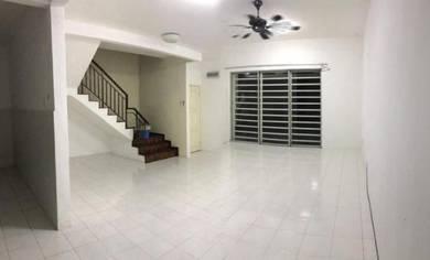 Double Storey House Rumah Bandar Bukit Mahkota Bandar Seri Putra Bangi