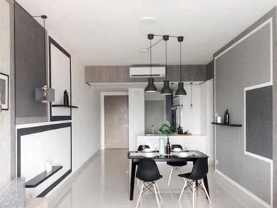 Rumah sewa murah Mosaic Jb town Permas jaya 2 bed Fully Hot unit