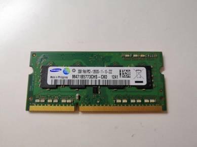Samsung 2GB DDR3 1600MHz SODIMM